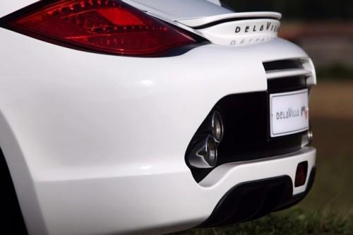 Porsche Cayman Delavilla