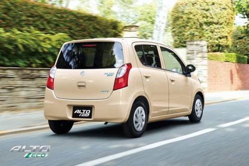 Suzuki alto eco