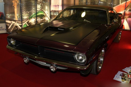 Hotrods & American Muscle Cars