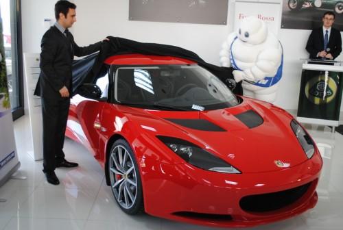 Lotus Evora S IPS