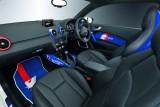 Audi A1 Samurai Blue Special Edition