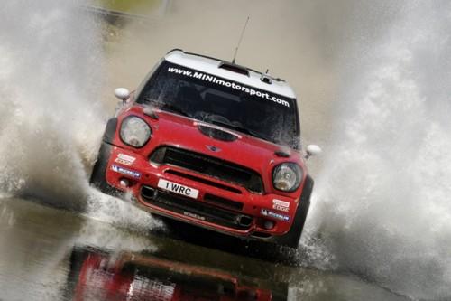 MINI John Cooper Works WRC a fost desemnata
