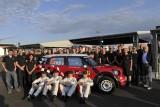 """MINI John Cooper Works WRC a fost desemnata """"Masina de raliuri a anului"""""""