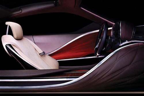 Lexus LF LC Sport