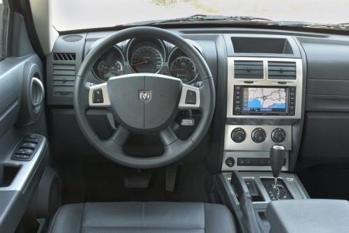 Dodge Nitro si Caliber