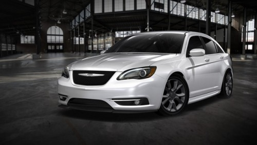 Chrysler 200 super S Mopar