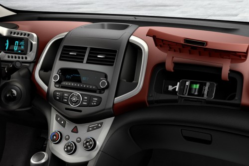 Chevrolet Sonic/Aveo 2012