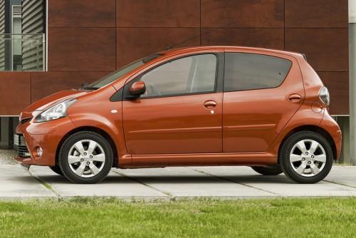 Toyota Aygo 2012