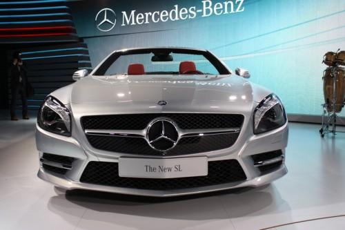 Mercedes-Benz SL 2013