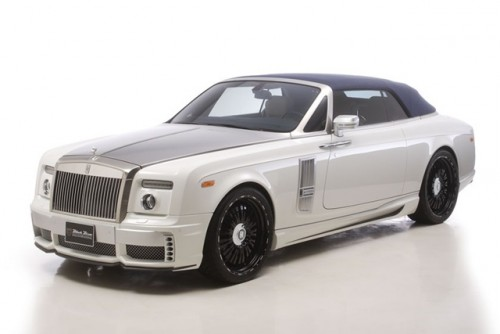 rolls-royce  phantom wald international