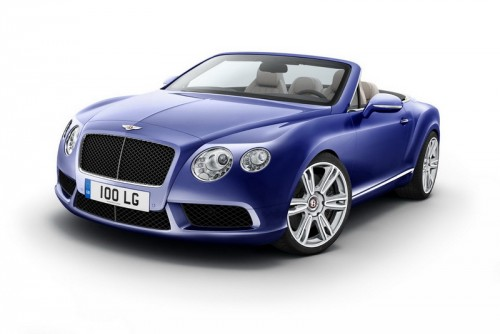 Bentley Continental 2012