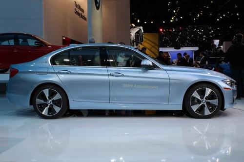 BMW ActiveHybrid 3 2012