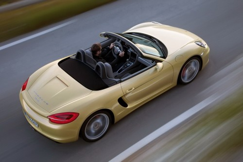 Porsche Boxster 2013