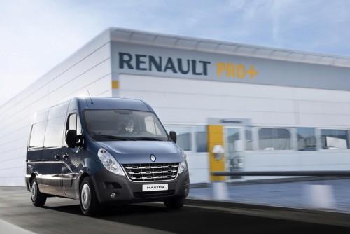 Renault Vehicule Comerciale Romania