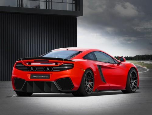 Hennessey McLaren