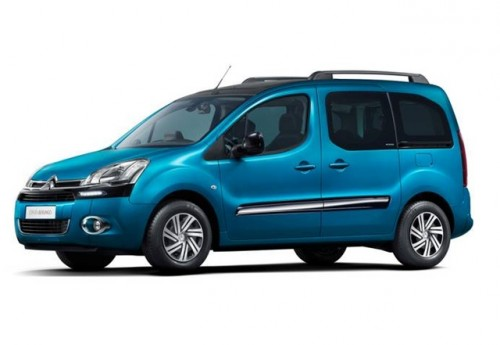 Citroen Jumpy si Berlingo