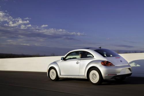 VW Beetle TDI 2013