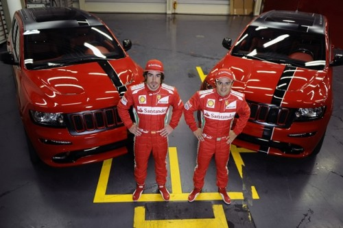 Ferrari-Jeep Grand Cherokee