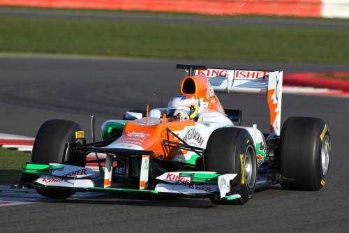 Force India F1 2012