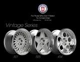 HRE Wheels seria vintage