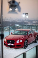 bentley continental gt munchen