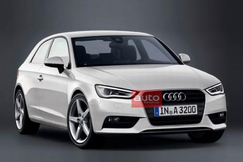 Acesta este noul Audi A3?
