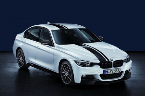 BMW M Performance geneva