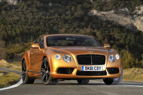 Bentley Continental GT si GTC