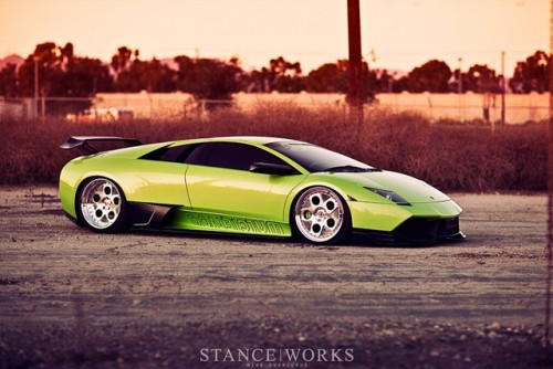 lamborghini LB Performance HRE Wheels