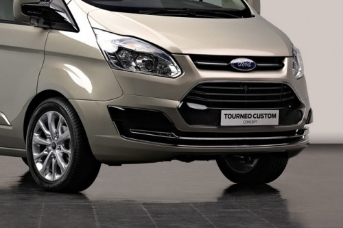 Ford Tranzit Turneo