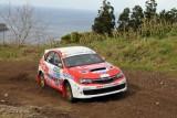 Tempestini - Pulpea - Acores Rallye - ziua 1
