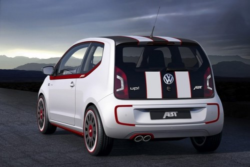 ABT VW Up, Beetle, audi