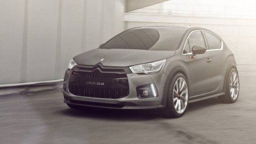 DS4 racing concept