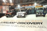Land Rover Discovery 1 milion