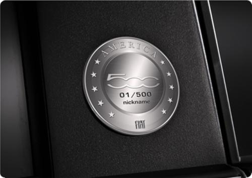 Fiat 500 America