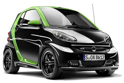 Brabus Smart electric