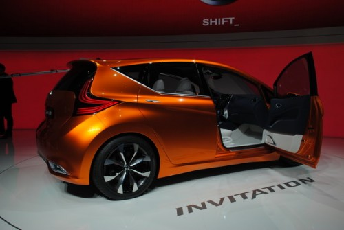 Nissan Invitation Concept