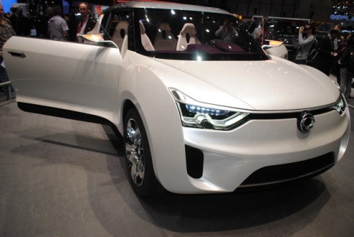 Ssangyong XIV