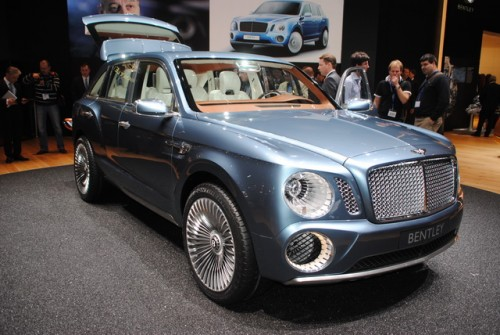 Bentley EXP 9F