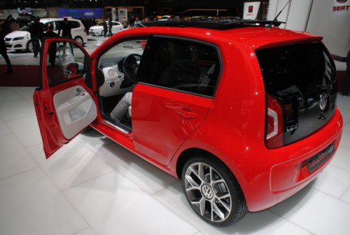 Volkswagen Swiss UP