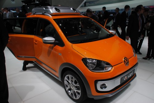 Volkswagen X UP