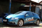 Drive-test Honda CR-Z