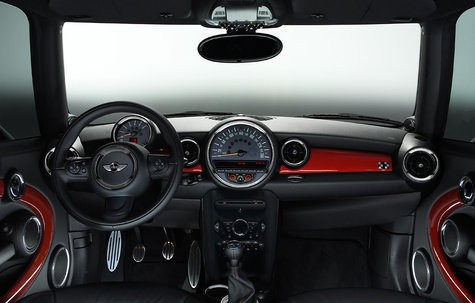 Mini John Cooper Works Facelift