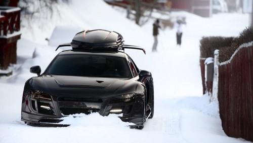 Audi R8 tunat