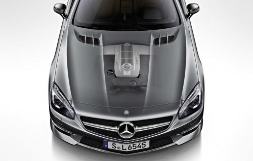Mercedes SL65 AMG Editie Limitata