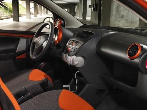 Toyota Aygo Tabasco