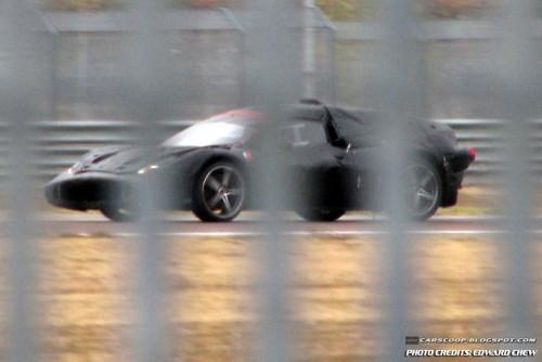Posibilul inlocuitor Ferrari Enzo