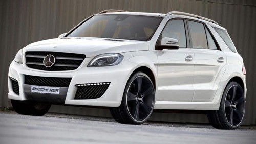 Mercedes ML Tuning