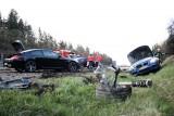 BMW M5 distrus