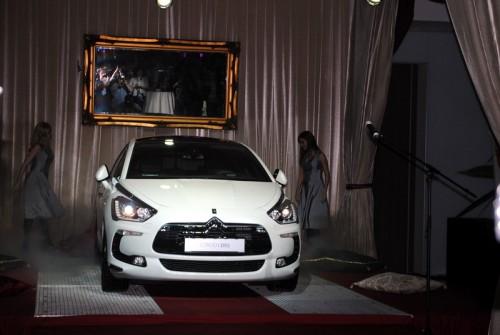 Lansare Citroen DS5 Romania